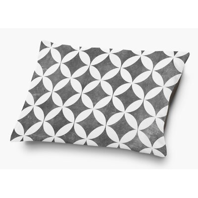 Persephone Pet Pillow with Super Plush Poly Top Color: Black