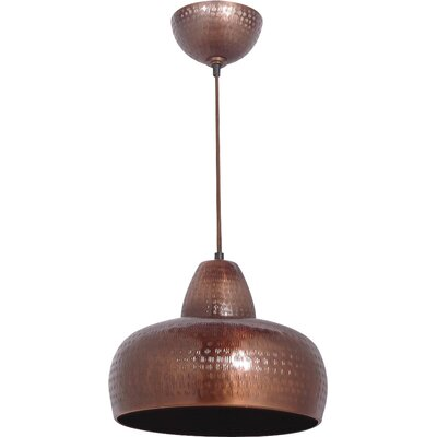 Farragut Mini Pendant Finish: Antique Copper