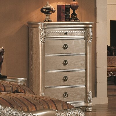 Alvares 5 Drawer Chest