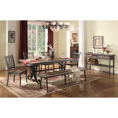 Alicia 6 Piece Dining Set