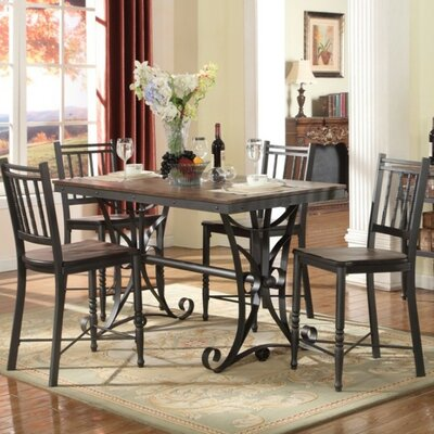 Alicia Pub Table Set