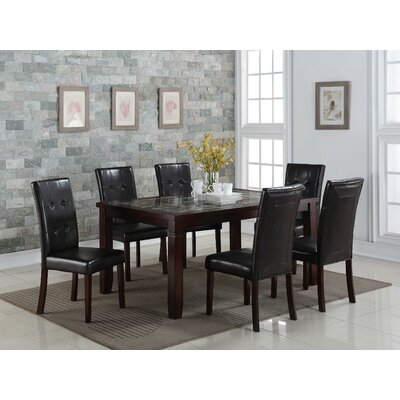 Cecil 7 Piece Dining Set