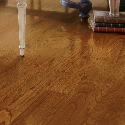 5 Engineered Red Oak Hardwood Flooring in Auburn