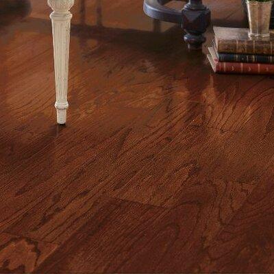 5 Engineered Red Oak Hardwood Flooring in Cherry Spice