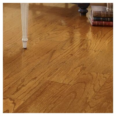 5 Engineered Red Oak Hardwood Flooring in Canyon