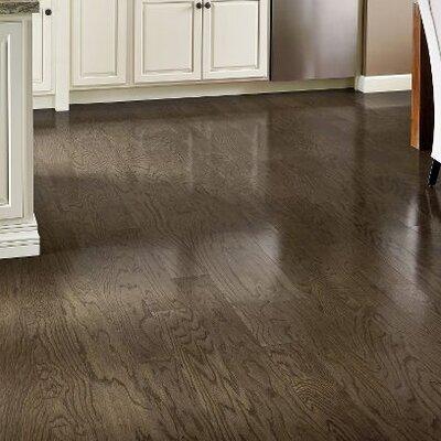 5 Engineered Oak Hardwood Flooring in Oceanside Gray