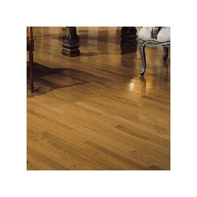 2-1/4 Solid Oak Hardwood Flooring in Spice
