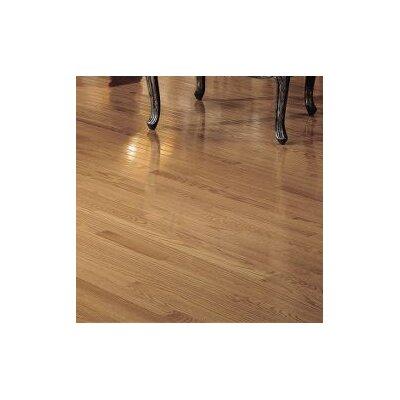 2-3/4 Solid Oak Hardwood Flooring in Natural