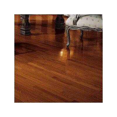 2-1/4 Solid Oak Hardwood Flooring in Cherry
