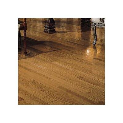 2-1/4 Solid Oak Hardwood Flooring in Mellow