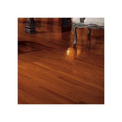 2-1/4 Solid Oak Hardwood Flooring in Amber