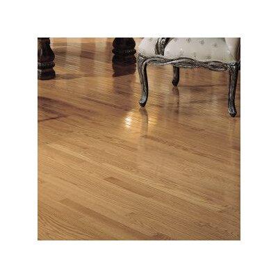 2-1/4 Solid Oak Hardwood Flooring in Natural