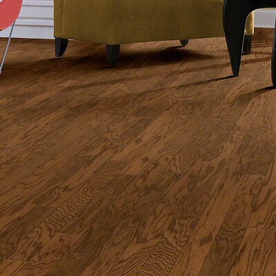 3-1/4 Engineered Oak Hardwood Flooring in Carlin