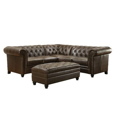 Wildon Home CST39556 28185008 Roy Sectional Upholstery