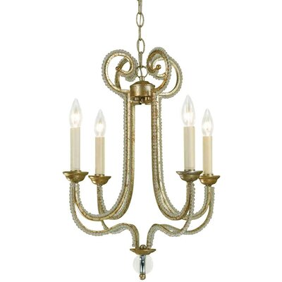 Noemi 4-Light Mini Chandelier