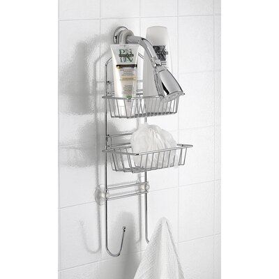 Deluxe Adjustable Shower Caddy