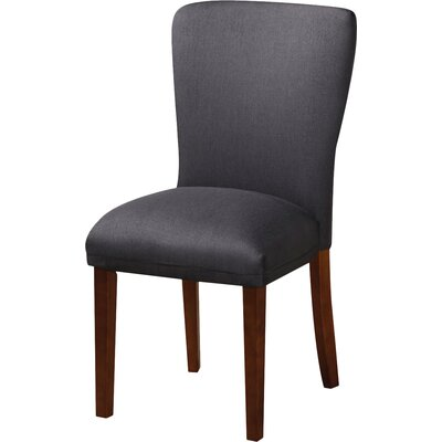 Parson Chair Upholstery: Navy
