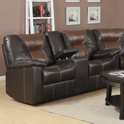 Carson Console Reclining Sofa