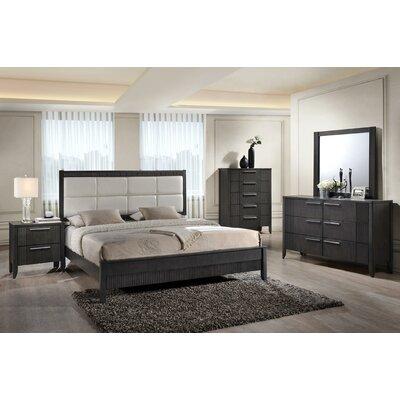 Coppin Upholstered Platform Bedroom Set
