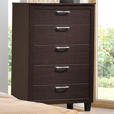 Bejarano 5 Drawer Chest
