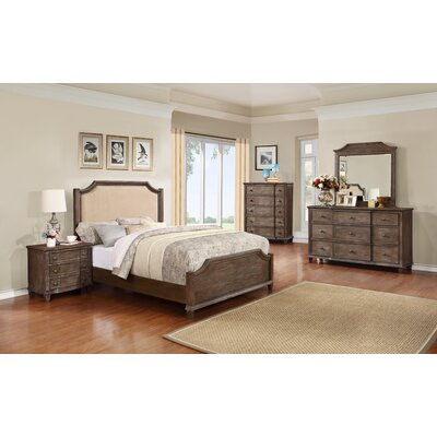 Baston 5 Drawer Dresser