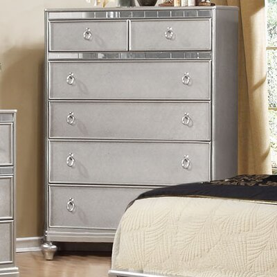 Bremerton 6 Drawer Chest