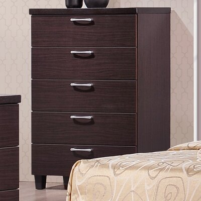Carpendale 5 Drawer Chest