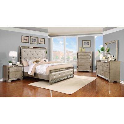 Belsford Panel Configurable Bedroom Set