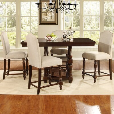 Basey 5 Piece Dining Set