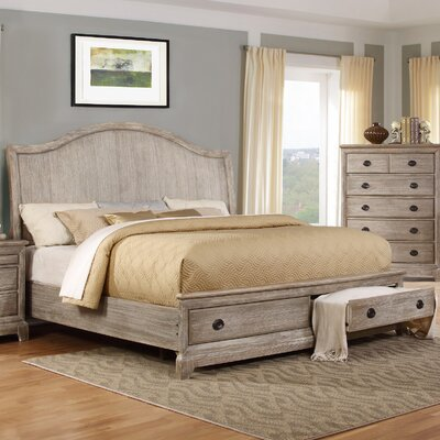 Ennis Platform Bed Size: King