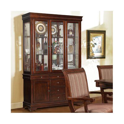 Louis China Cabinet