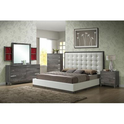 Dilworth Platform Customizable Bedroom Set