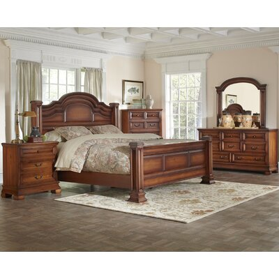 Nottingham Panel Bedroom Set