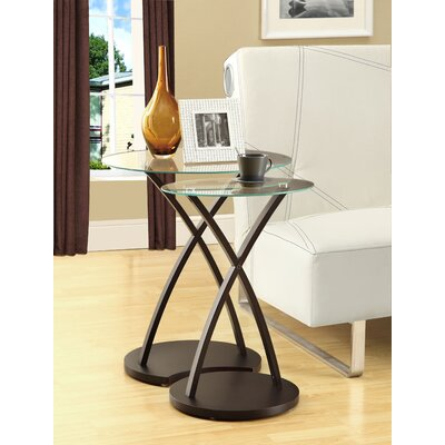 Bellatrix 2 Piece Nesting Table