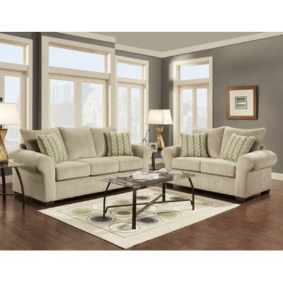 Carrie Configurable Living Room Set