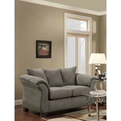 Wildon Home CST46380 31797090 Cailyn Loveseat Finish