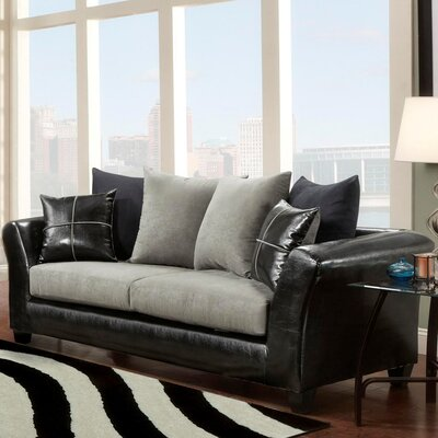 Ketterman Sofa Finish: Gray