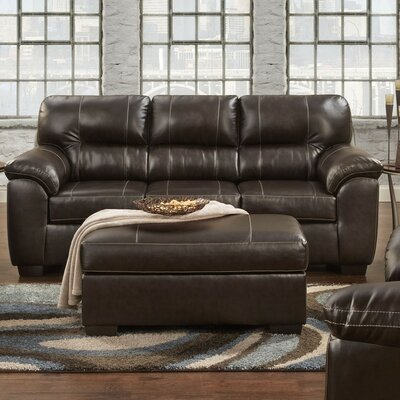 Rainsburg Sofa Finish: Chocolate