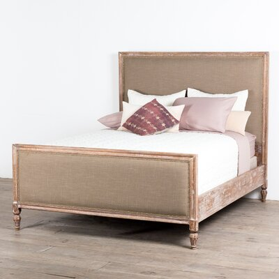 Wilhelmina Queen Upholstered Platform Bed Size: Queen