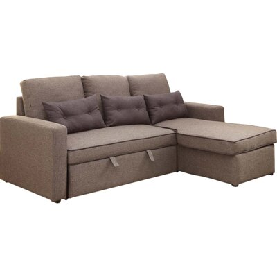 Wildon Home CST24010 25409911 Sleeper Sectional Upholstery
