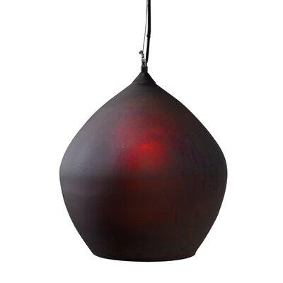 Kane 1-Light Globe Pendant