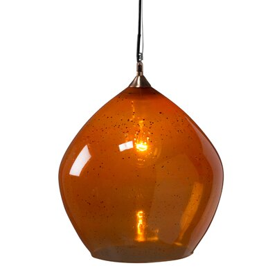 Kane 1-Light Globe Pendant