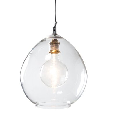 Uintah 1-Light Globe Pendant