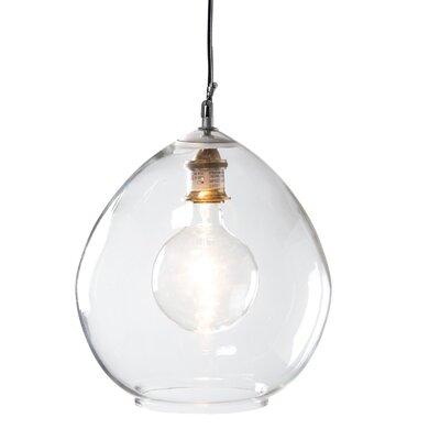 Uintah 1-Light Globe Pendant