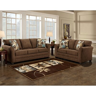 Wildon Home CST47092 Brooklyn Living Room Collection