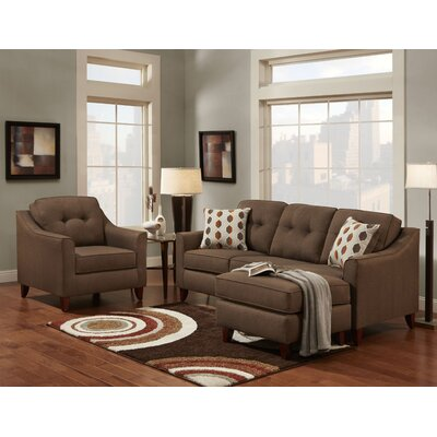 Carisbrooke Configurable Living Room Set