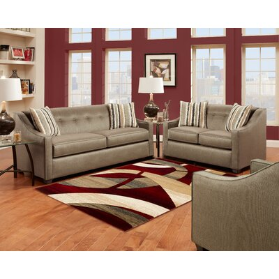 Adan Configurable Living Room Set