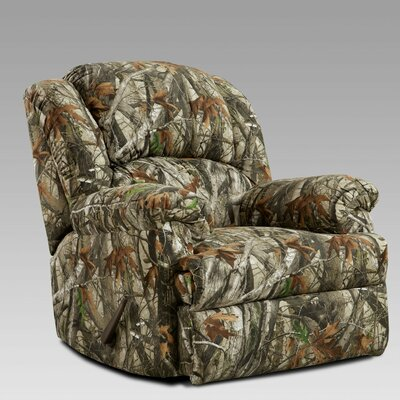 Nash Manual Rocker Recliner