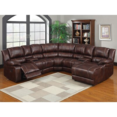 CST35699 26761789 Wildon Home Espresso Sectionals
