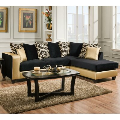 CST46384 31797094 Wildon Home Sectionals